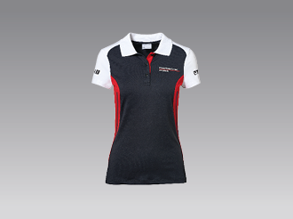 Polo-Shirt, Damen – Motorsport Kollektion