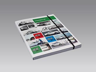Notizbuch – RS 2.7 Kollektion