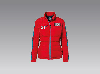 Steppjacke, Damen – MARTINI RACING Kollektion