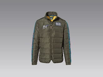 Steppjacke, Herren – MARTINI RACING Kollektion