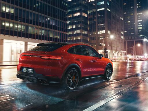 Unser exklusives Leasingangebot für private Kunden: Das Porsche Cayenne Coupé.