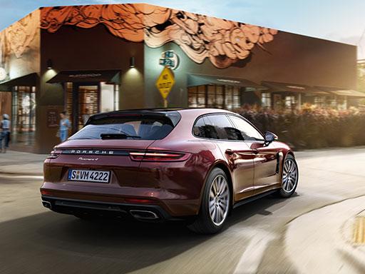 Unser exklusives Leasingangebot für Sie: Der Porsche Panamera 4 Sport Turismo