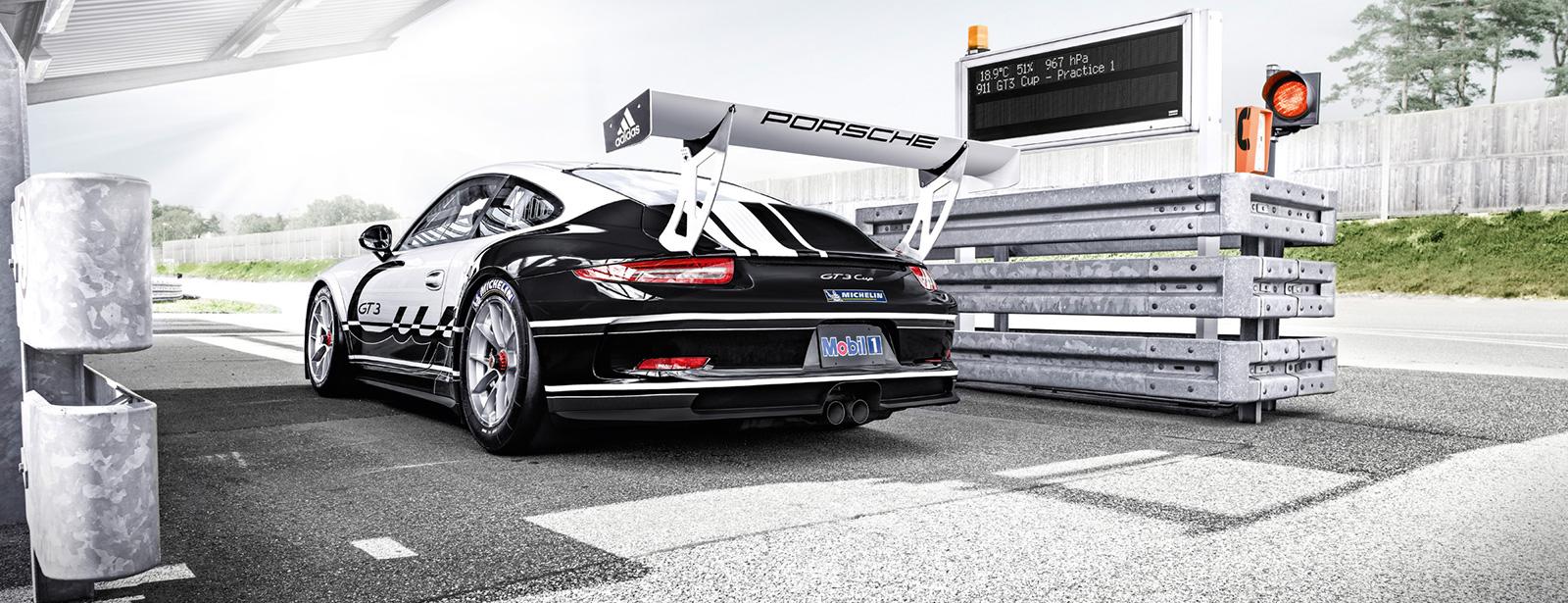 Porsche Race Check