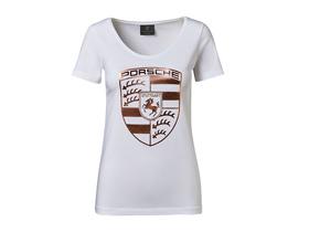 T-Shirt Wappen, Damen