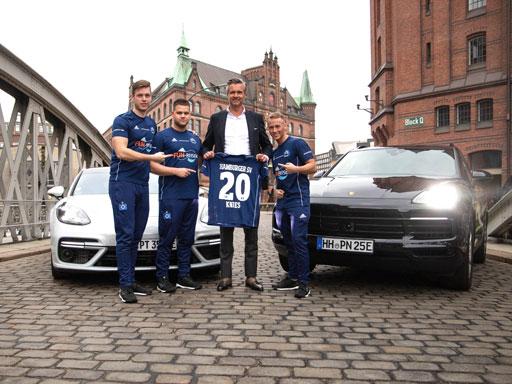 Unsere Kooperation mit HSV eSports.