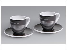 Espressotassen, 2er-Set, Limited Edition – 911