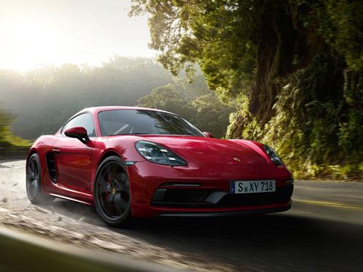 Unser exklusives Leasingangebot für private Kunden: Der Porsche 718 Cayman GTS.
