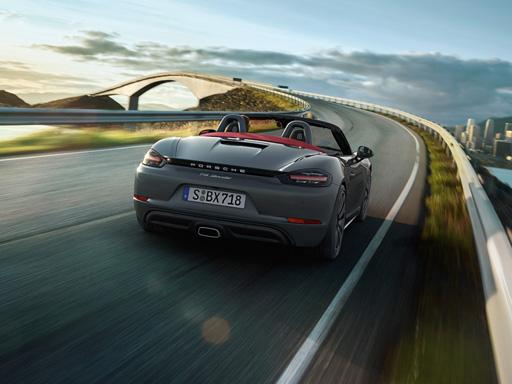 Unser exklusives Leasingangebot für Sie: Der Porsche 718 Boxster.
