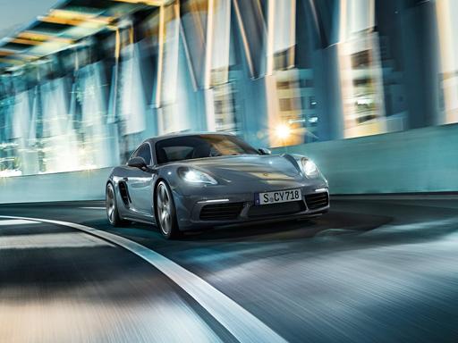 Unser exklusives Leasingangebot für Sie: Der Porsche 718 Cayman.