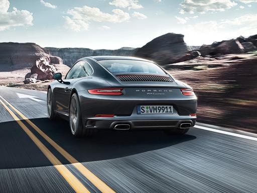 Unser exklusives Leasingangebot für Sie: Der Porsche 911 Carrera.