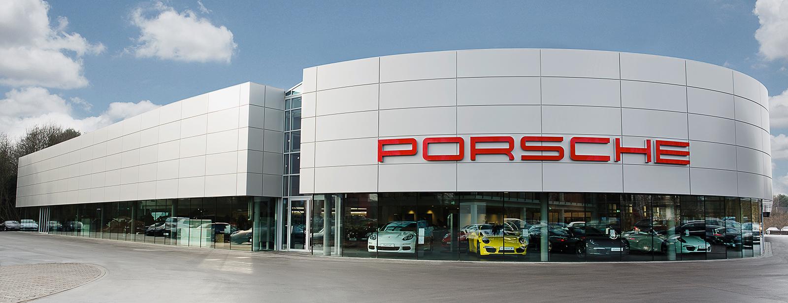 Porsche Centre Hamburg Nord-West